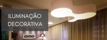Iluminação Decorativa é na IluminIFast